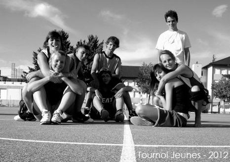 Tournoi des jeunes 2012