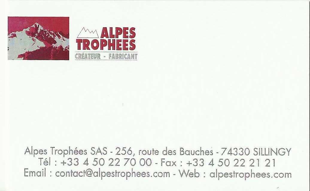 Alpes-trophees