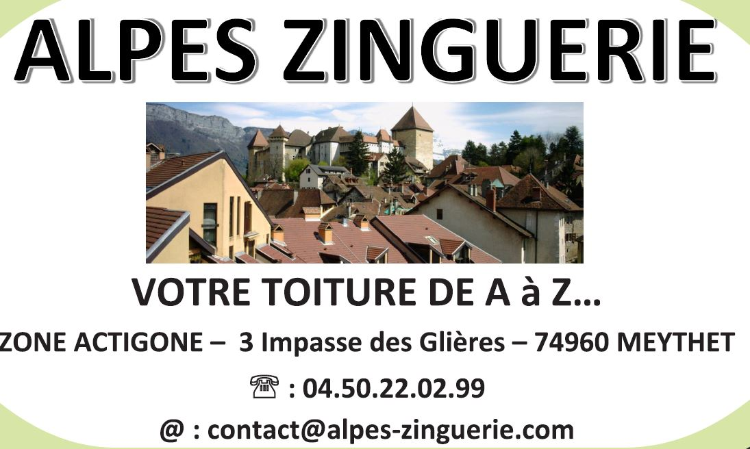 Alpes-zinguerie