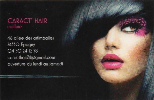Caract-hair