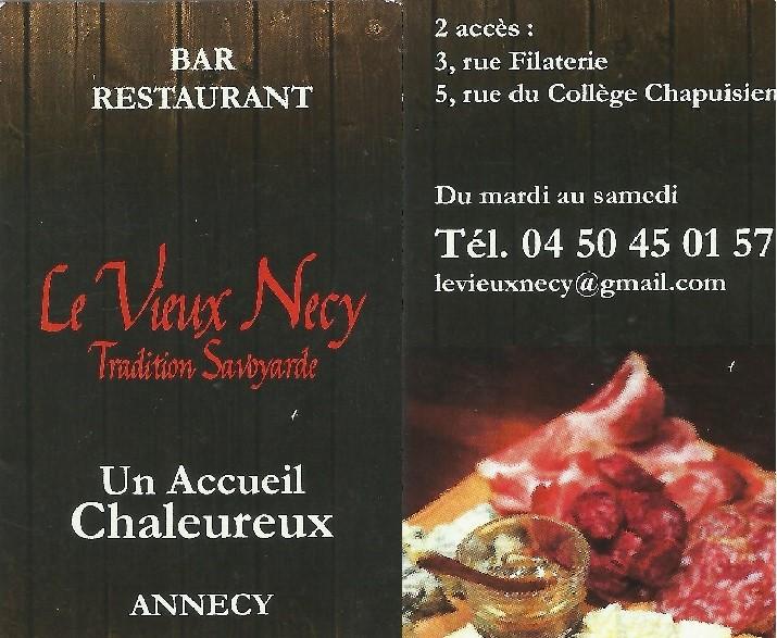 Vieux-Necy